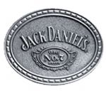 Jack Daniel's Old No.7 Belt Buckle with display stand. Officially licensed. Product code WE2
